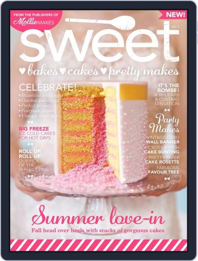 Sweet 3 June 19th, 2013 Digital Back Issue Cover