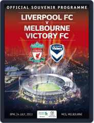 Liverpool FC v Melbourne Victory FC Magazine (Digital) Subscription July 1st, 2013 Issue