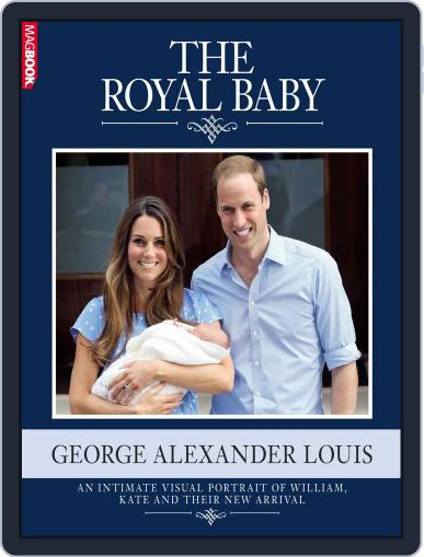 The Royal Baby August 15th, 2013 Digital Back Issue Cover
