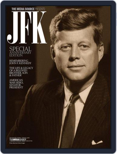 JFK October 18th, 2013 Digital Back Issue Cover
