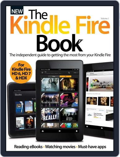 The Kindle Fire Book October 29th, 2014 Digital Back Issue Cover