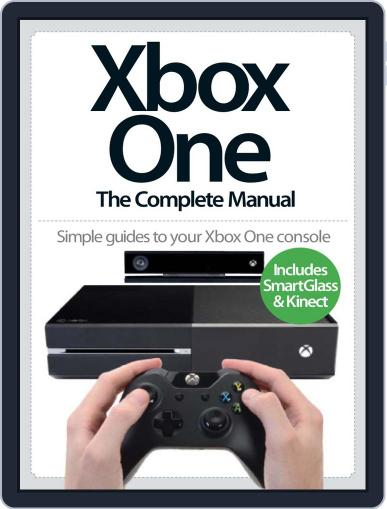 Xbox One: The Complete Manual January 23rd, 2014 Digital Back Issue Cover
