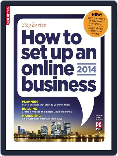 How to set up an online business 2014 January 16th, 2014 Digital Back Issue Cover