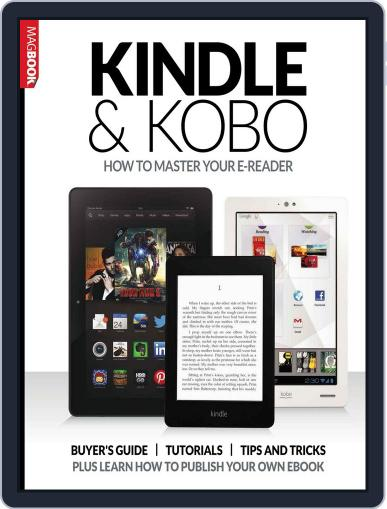 KINDLE & KOBO January 16th, 2014 Digital Back Issue Cover