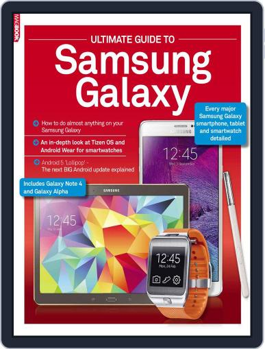 Ultimate Guide to Samsung Galaxy 3 December 5th, 2014 Digital Back Issue Cover