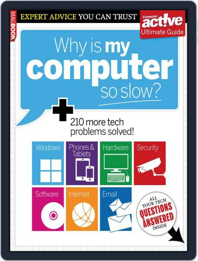 Why is my computer so slow January 16th, 2014 Digital Back Issue Cover