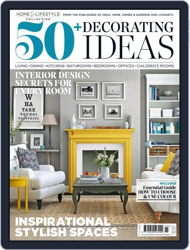50+ Decorating Ideas February 5th, 2014 Digital Back Issue Cover