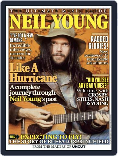 The Ultimate Music Guide: Neil Young February 12th, 2014 Digital Back Issue Cover