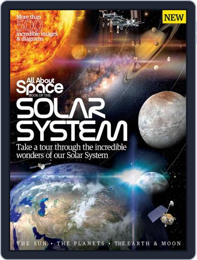 All About Space Book of the Solar System January 1st, 2016 Digital Back Issue Cover