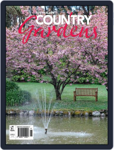 Australian Country Gardens March 16th, 2014 Digital Back Issue Cover