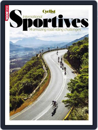 Cyclist Sportives March 19th, 2014 Digital Back Issue Cover