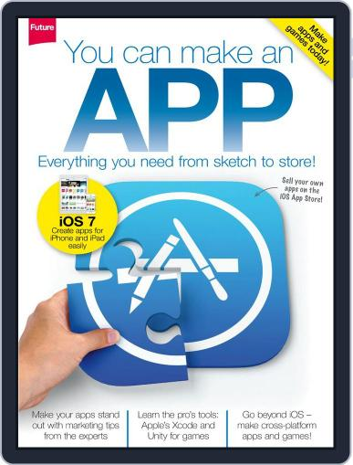 You can make an App March 27th, 2014 Digital Back Issue Cover
