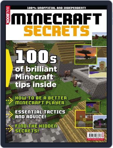 MINECRAFT SECRETS May 22nd, 2014 Digital Back Issue Cover