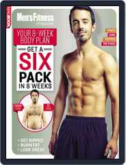 Men's Fitness Get a Six Pack in 8 Weeks Magazine (Digital) Subscription July 18th, 2014 Issue
