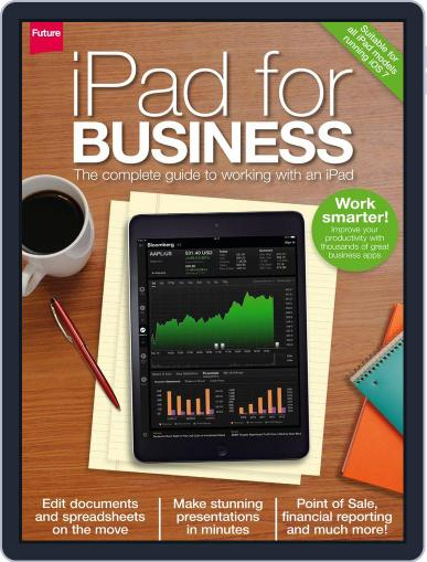 iPad for Business July 17th, 2014 Digital Back Issue Cover