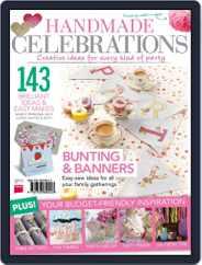 Handmade Celebrations Magazine (Digital) Subscription August 5th, 2014 Issue