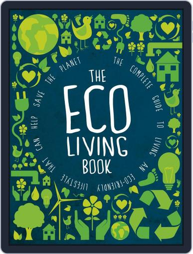 The Eco Living Book August 20th, 2014 Digital Back Issue Cover