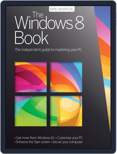 The Windows 8 Book September 3rd, 2014 Digital Back Issue Cover