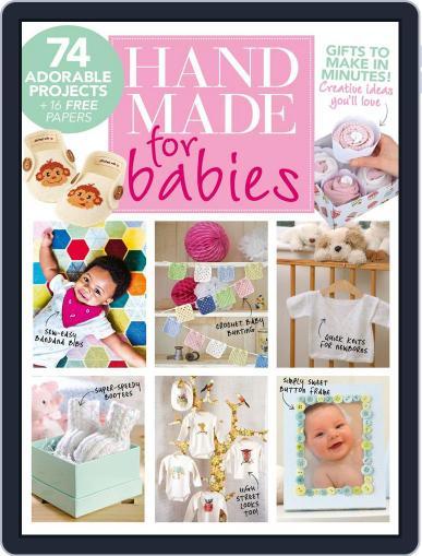 Handmade for Babies September 10th, 2014 Digital Back Issue Cover