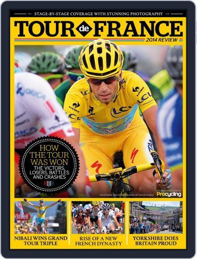 Tour de France 2014 Review September 15th, 2014 Digital Back Issue Cover