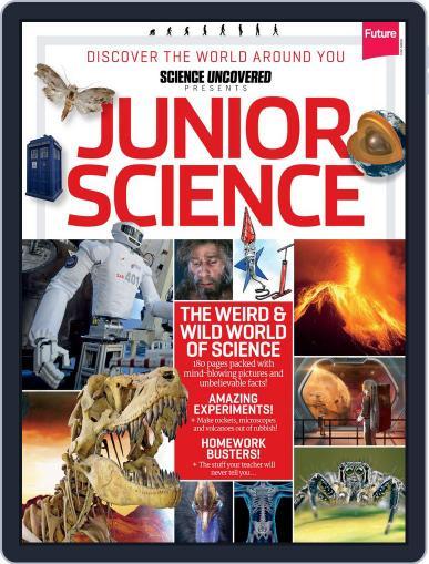 Junior Science September 15th, 2014 Digital Back Issue Cover