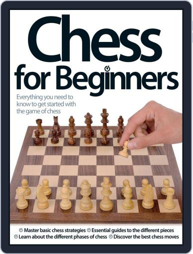 Chess for Beginners September 17th, 2014 Digital Back Issue Cover