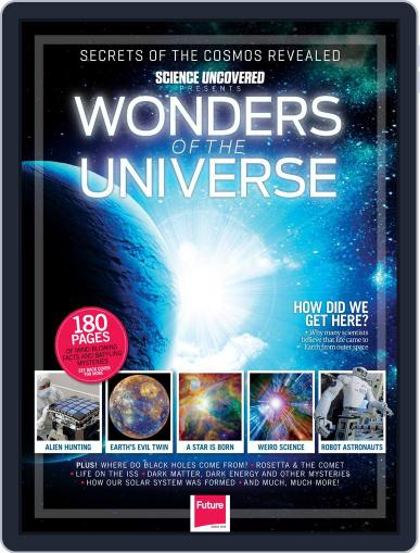 Wonders of the Universe September 16th, 2014 Digital Back Issue Cover