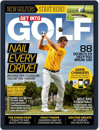 Get into Golf September 16th, 2014 Digital Back Issue Cover