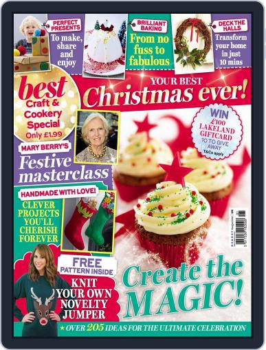 Best craft & cookery special 2014 October 15th, 2014 Digital Back Issue Cover