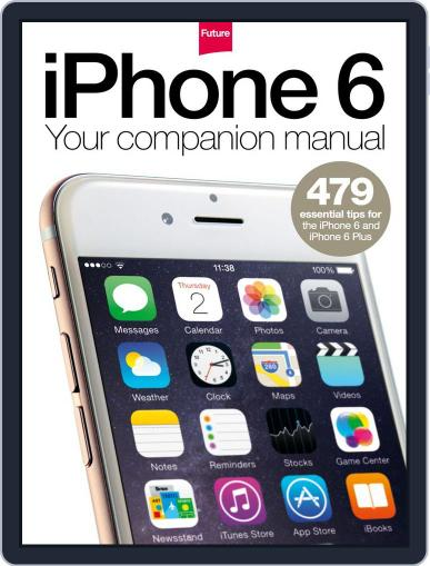 iPhone 6: Your companion manual October 16th, 2014 Digital Back Issue Cover