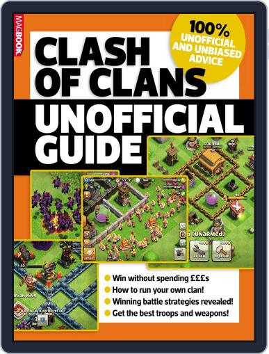 Clash of Clans: The unofficial Guide October 27th, 2014 Digital Back Issue Cover