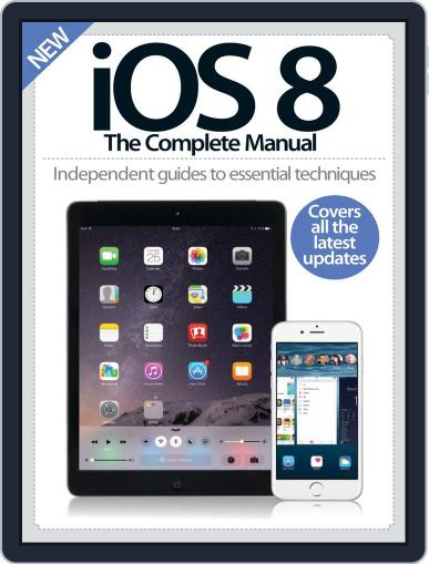 iOS 8 The Complete Manual October 22nd, 2014 Digital Back Issue Cover