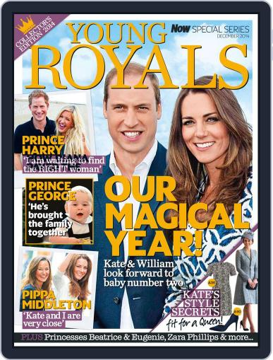 Young Royals November 6th, 2014 Digital Back Issue Cover