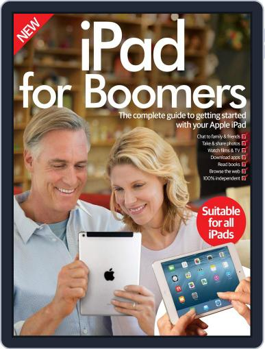 iPad for Boomers December 10th, 2014 Digital Back Issue Cover