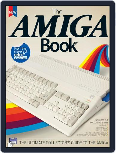 The Amiga Book March 1st, 2016 Digital Back Issue Cover
