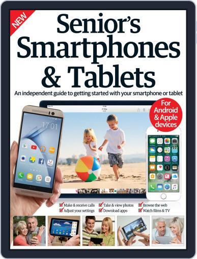 Senior's Edition Smartphones & Tablets December 1st, 2016 Digital Back Issue Cover