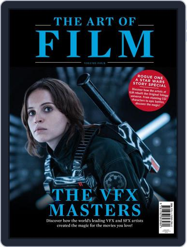 The Art of Film March 1st, 2017 Digital Back Issue Cover