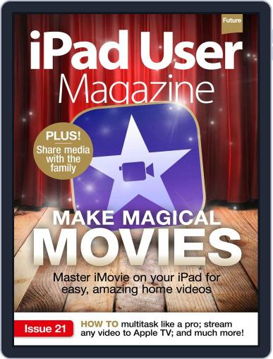 Make Magical Movies August 21st, 2015 Digital Back Issue Cover