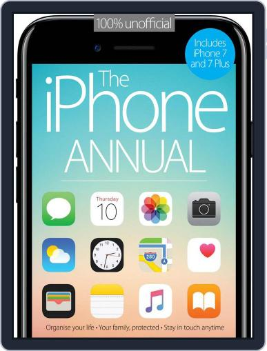 iPhone Annual Volume 1 October 1st, 2016 Digital Back Issue Cover