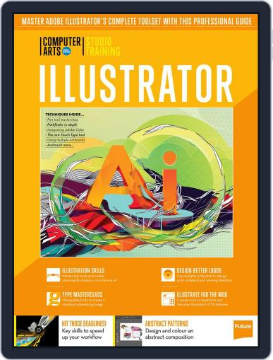 Studio Training: Illustrator October 27th, 2015 Digital Back Issue Cover