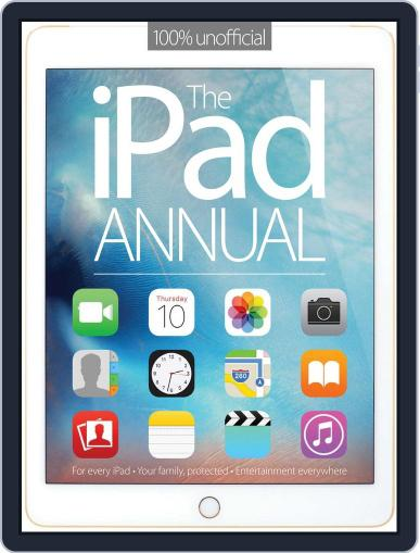 iPad Annual November 11th, 2015 Digital Back Issue Cover