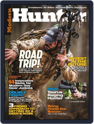 MODERN HUNTER 2016 September 6th, 2018 Digital Back Issue Cover