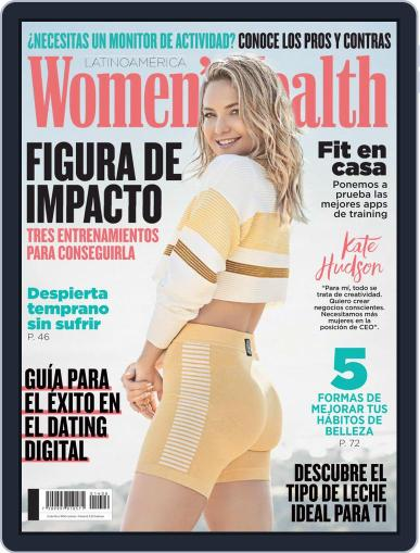 Women's Health México June 1st, 2020 Digital Back Issue Cover