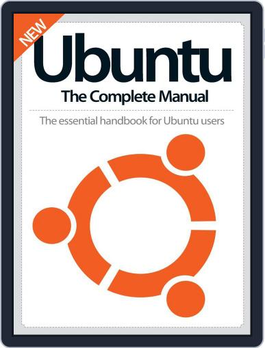 Ubuntu The Complete Manual August 31st, 2016 Digital Back Issue Cover
