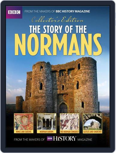 The Story of the Normans from BBC History September 1st, 2016 Digital Back Issue Cover