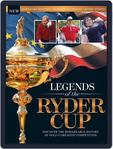 Legends Of The Ryder Cup October 5th, 2016 Digital Back Issue Cover