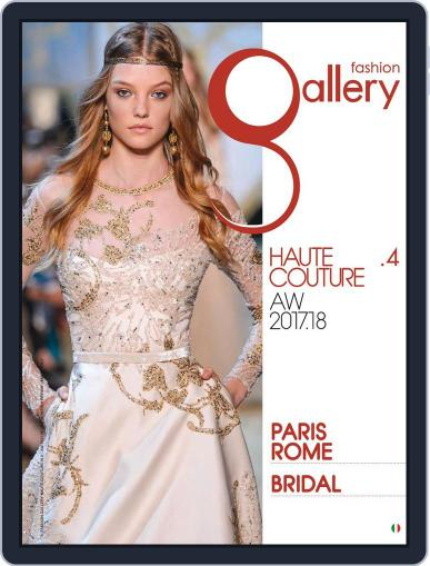 FASHION GALLERY HAUTE COUTURE February 1st, 2018 Digital Back Issue Cover