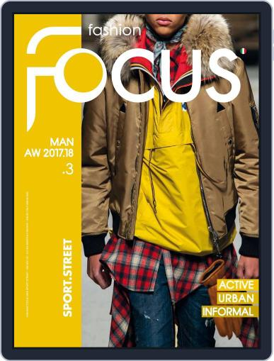 FASHION FOCUS MAN DENIM.STREET March 23rd, 2017 Digital Back Issue Cover