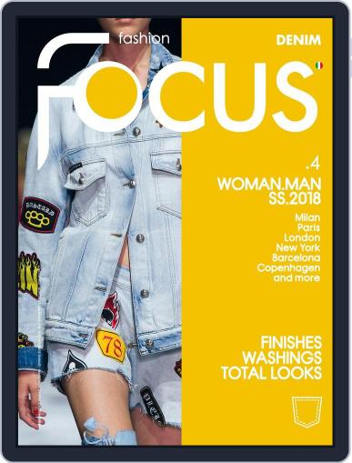 FASHION FOCUS WOMAN DENIM.STREET March 1st, 2018 Digital Back Issue Cover
