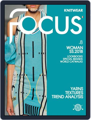 FASHION FOCUS WOMAN KNITWEAR May 1st, 2018 Digital Back Issue Cover